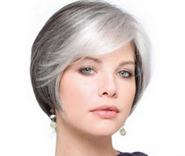 Stylish Grey Hairstyles