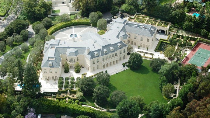 George Soros And His Mansion
