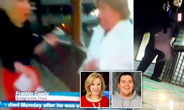 Murders of Alison Parker and Adam Ward