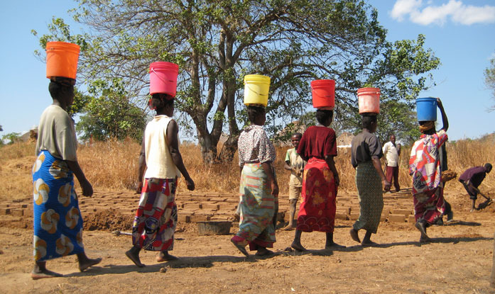 The Impact of Resource Shortage on Women