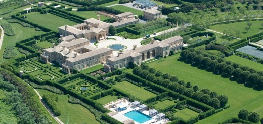 These top Billionaire Homes across the world will make your jaws drop!
