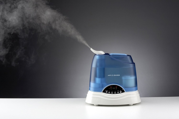 Welcome In A Humidifier