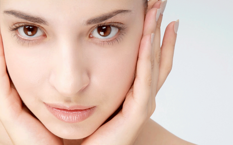 Don't leave even a tint of moisture on your skin