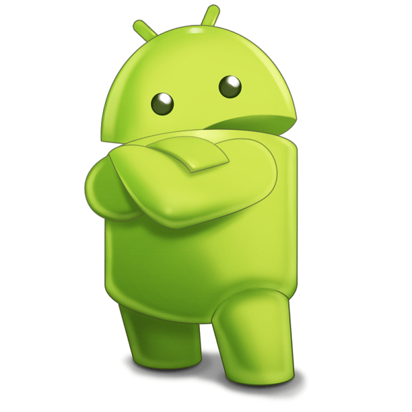 He was not happy with the high popularity of Google's operating system, Android