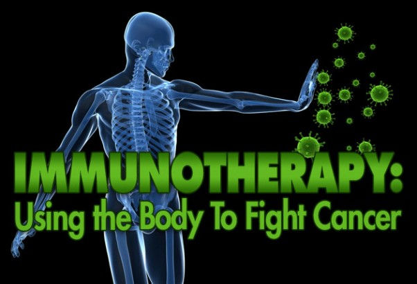 Progressing from chemotherapy and radiotherapy