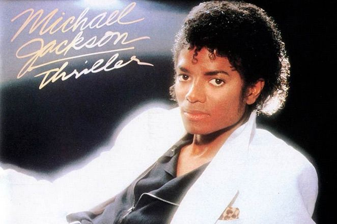 Record By Michael Jackson's Thriller