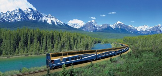 The top 10 most scenic train routes across the globe