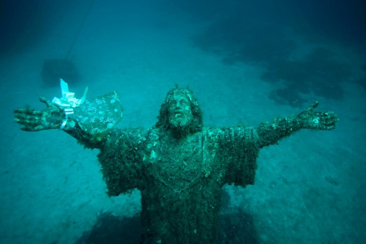 Christ Of The Abyss, San Fruttoso