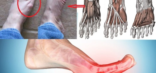 Do you how what happens when you get foot cramps?