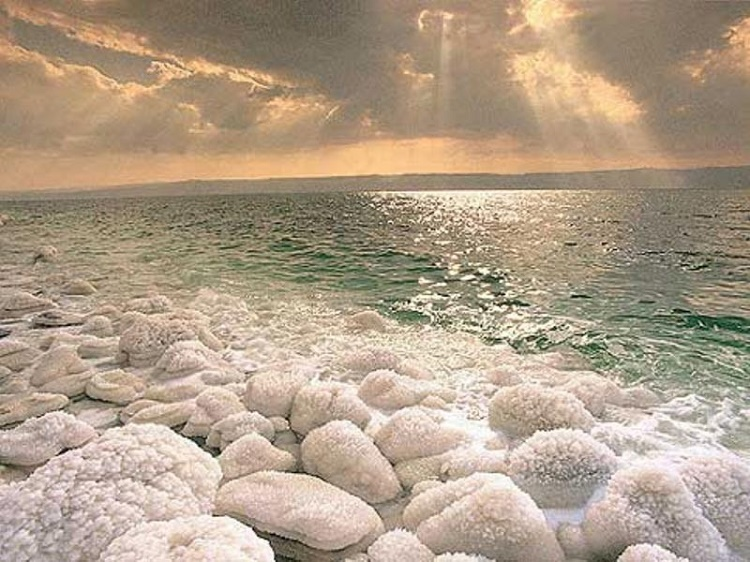 High Atmospheric Pressure Gives the Air around the Dead Sea Therapeutic Properties