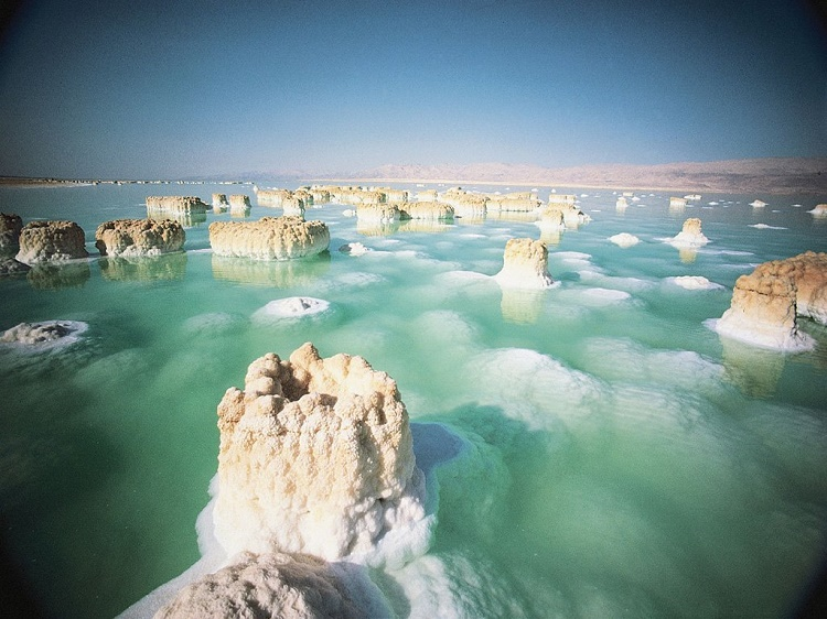 The Dead Sea Is the Lowest Point on Earth