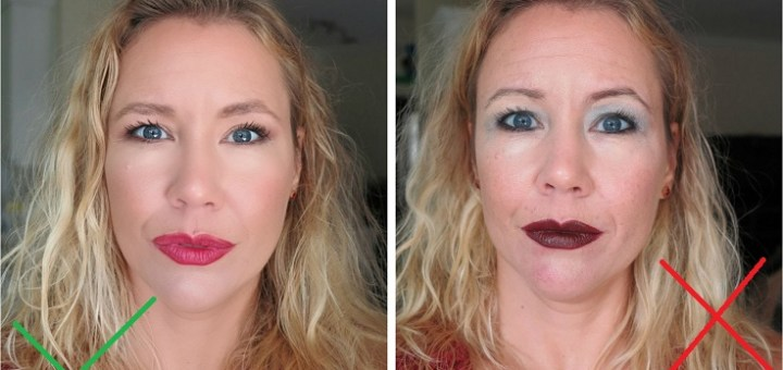 6 Makeup mistakes that make you look older than you are