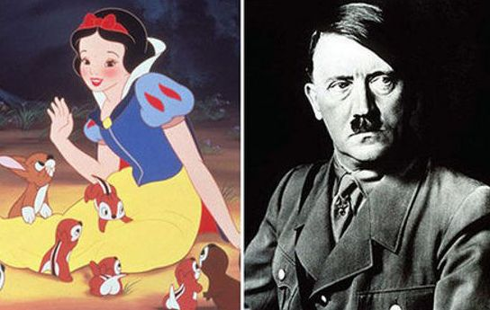 Hitler was fascinated by Disney