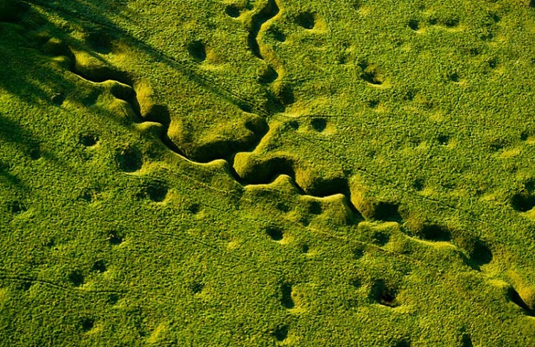 Newfoundland Memorial Park, Beaumont-Hamel, France