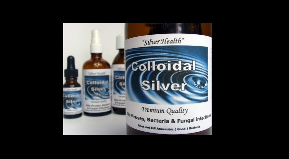 The importance of colloidal silver