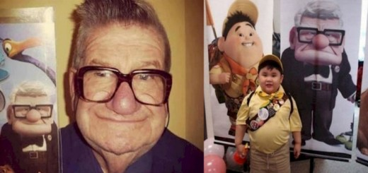 These 23 people look exactly like cartoon characters