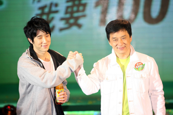 Jackie Chan's Son Will Not Get Any of His Money
