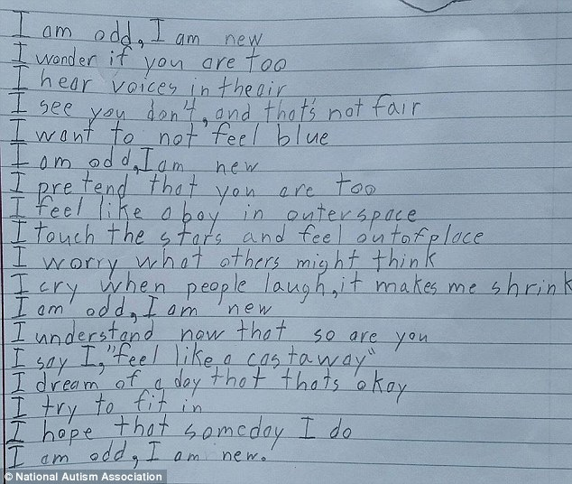 The poem by Benjamin and reactions
