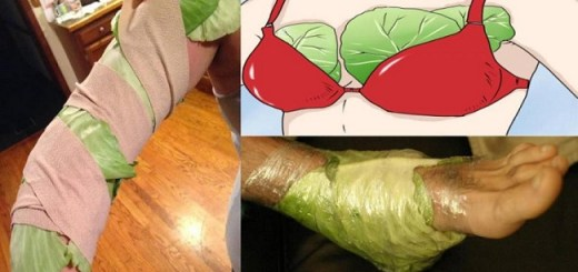 Cabbage leaves can be used for these amazing things. #4 is just what we need!
