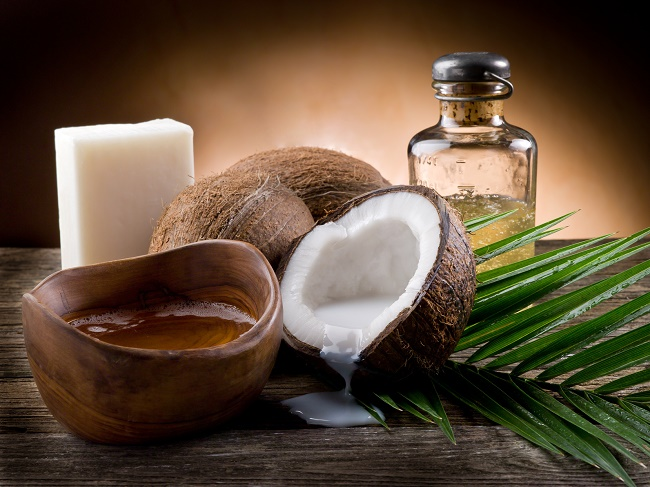 Coconut oil improves Thyroid Function