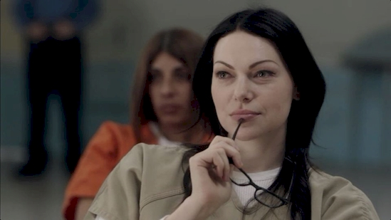 Laura Prepon auditioned for a different role
