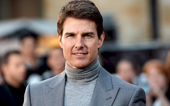 Tom cruise richest actors in Hollywood