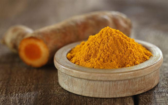 Turmeric to treat boils