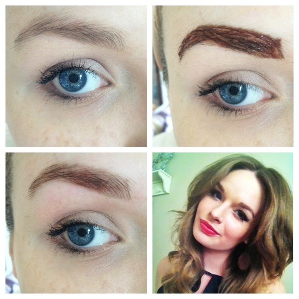how to make your eyebrows fuller and darker