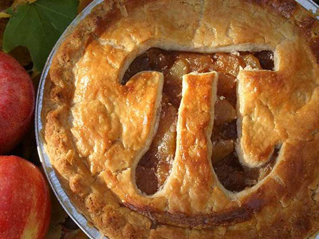 How to remember value of Pi?