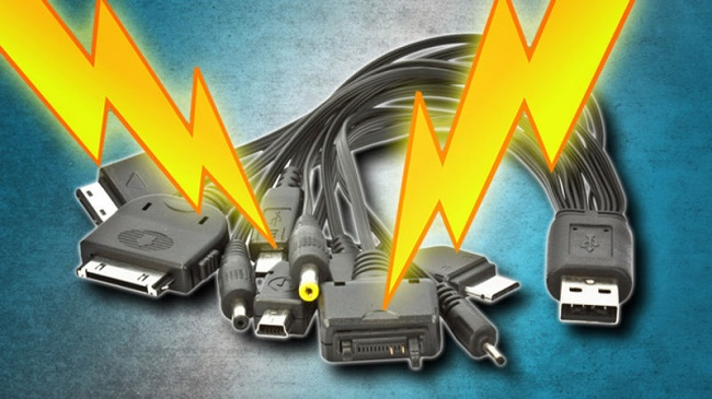 Stop using cheap chargers