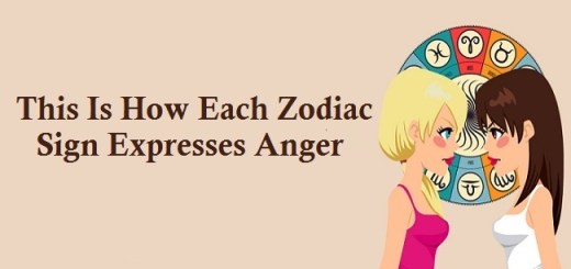 Your Zodiac Sign could reveal how you express anger