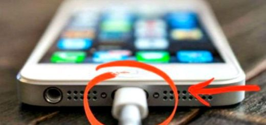 You've been charging your cell phone wrong till this time?