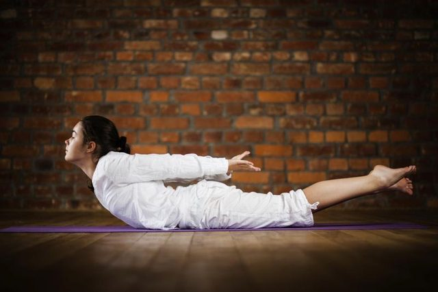 Benefits of the back extension