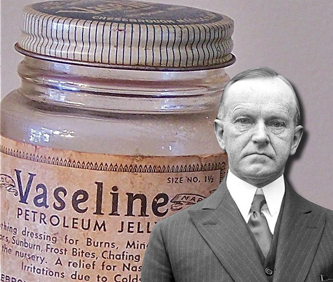 Calvin Coolidge's Weird Morning Ritual