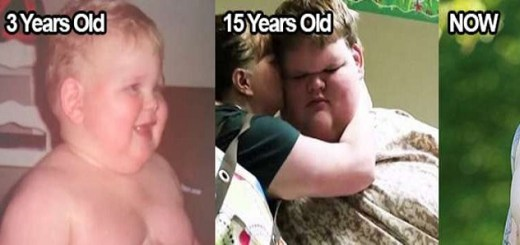 Teen who weighed 707 pounds reduces to half his size with diet and exercise