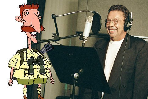 The Voice of Nigel Thornberry