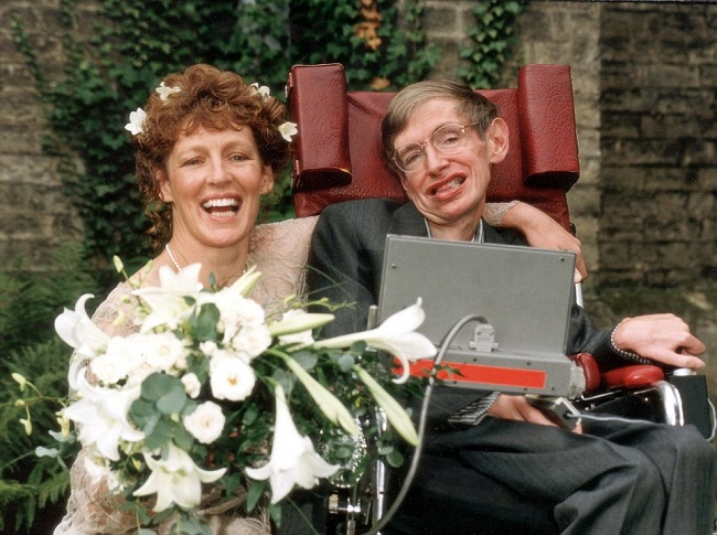Hawking was Married Twice