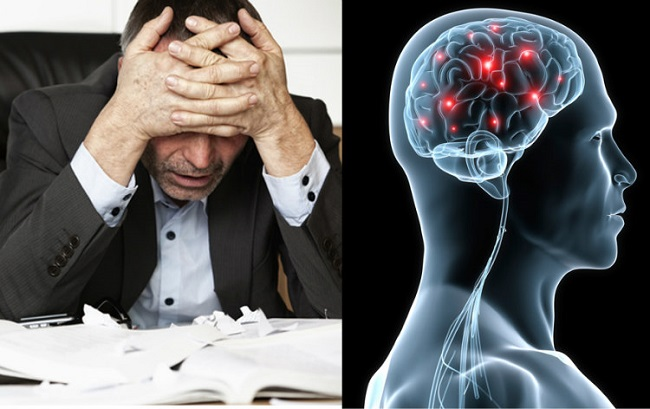 High Stress Can Literally Kill Your Brain