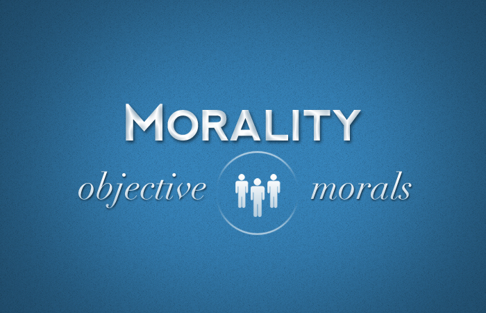 Redefining morality