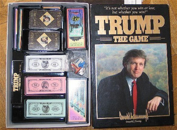 Trump has a Game named after him
