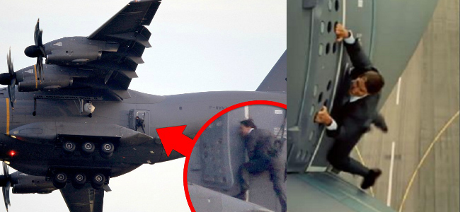 10 Actors who put themselves in danger while filming Action Movies
