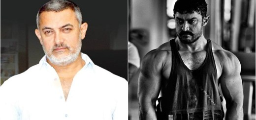 Watch how this Bollywood hero transforms his body from fat to fit in record time