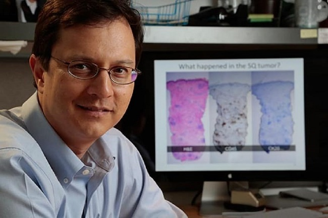 blood test that detects early stages of skin cancer