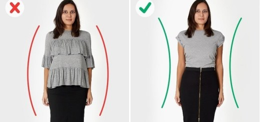 7 Mistakes we make in our choice of clothes that prevent us looking our best