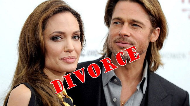 The divorce between the couple