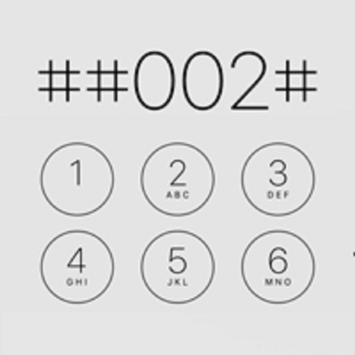 universal code to switch off all types of redirection from your phone