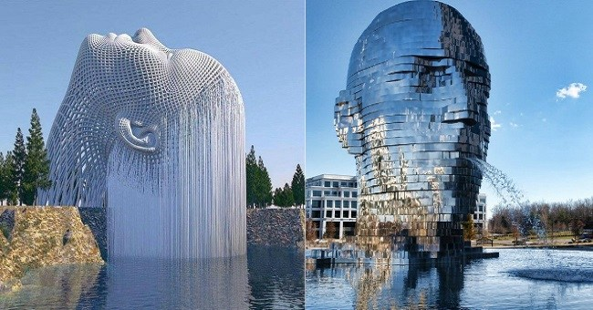 15 Of the Most Eye-Catching Fountains around the World