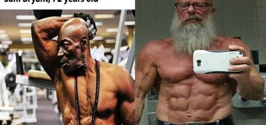 8 Amazing Grandfather's who have No Idea about the Concept of Age