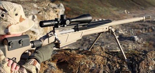 Canadian sniper break's world record killing ISIS Militant 2.2 miles away