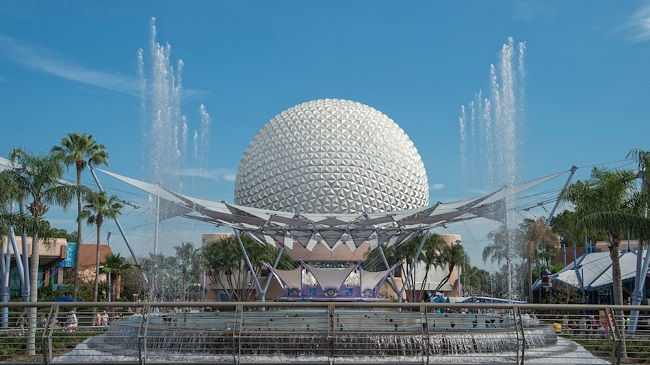 Disney's Fountain of Nations, USA